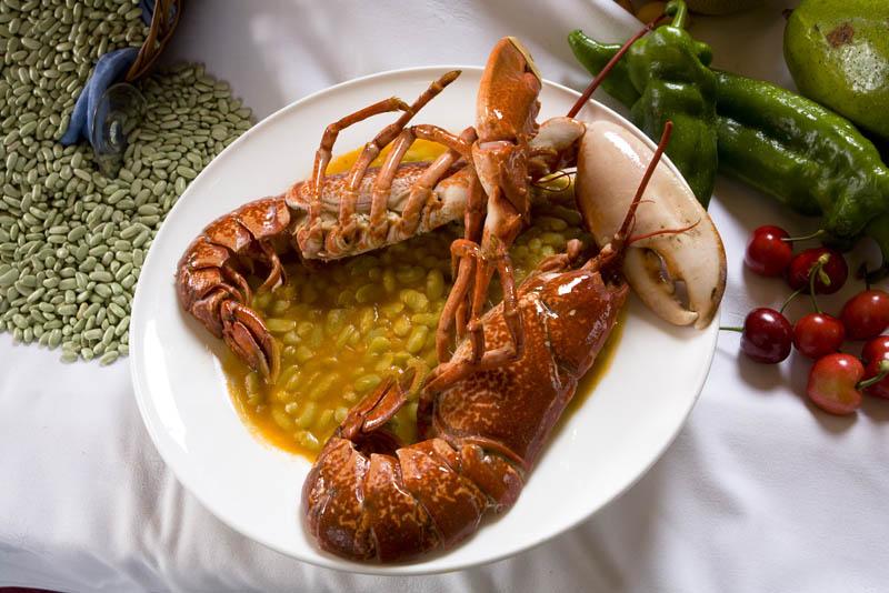 Razones para probar la cocina asturiana restaurante ferreiro for Cocina asturiana